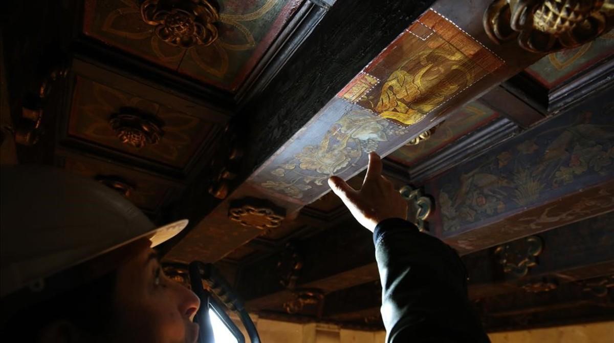L'Ajuntament de Barcelona descobreix vestigis del seu origen totpoderós