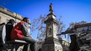 Barcelona retirarà l'estàtua de l'esclavista Antonio López el 4 de març