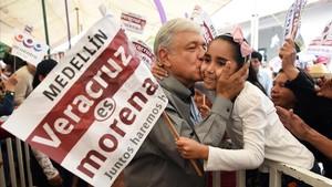 Mèxic renova la seva esperança en l'esquerra per guanyar les eleccions