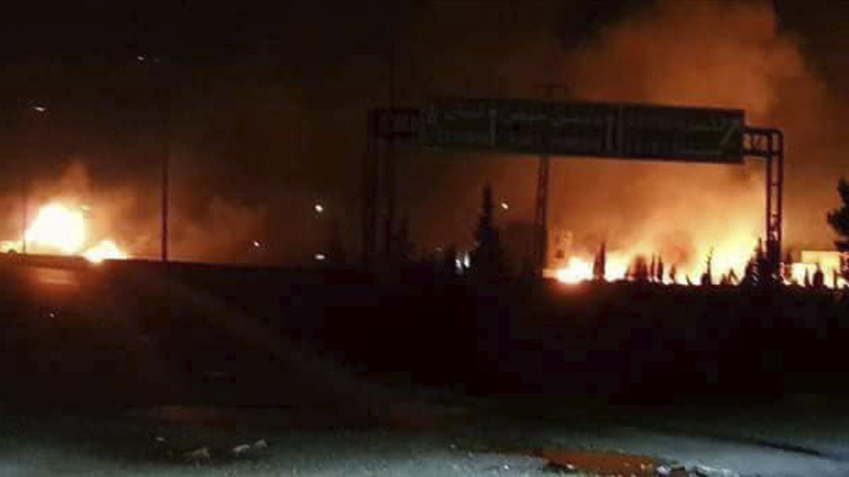 Idlib, l'última batalla de Síria