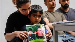 Conmoción por la muerte de una niña kurda por disparos de la policía belga