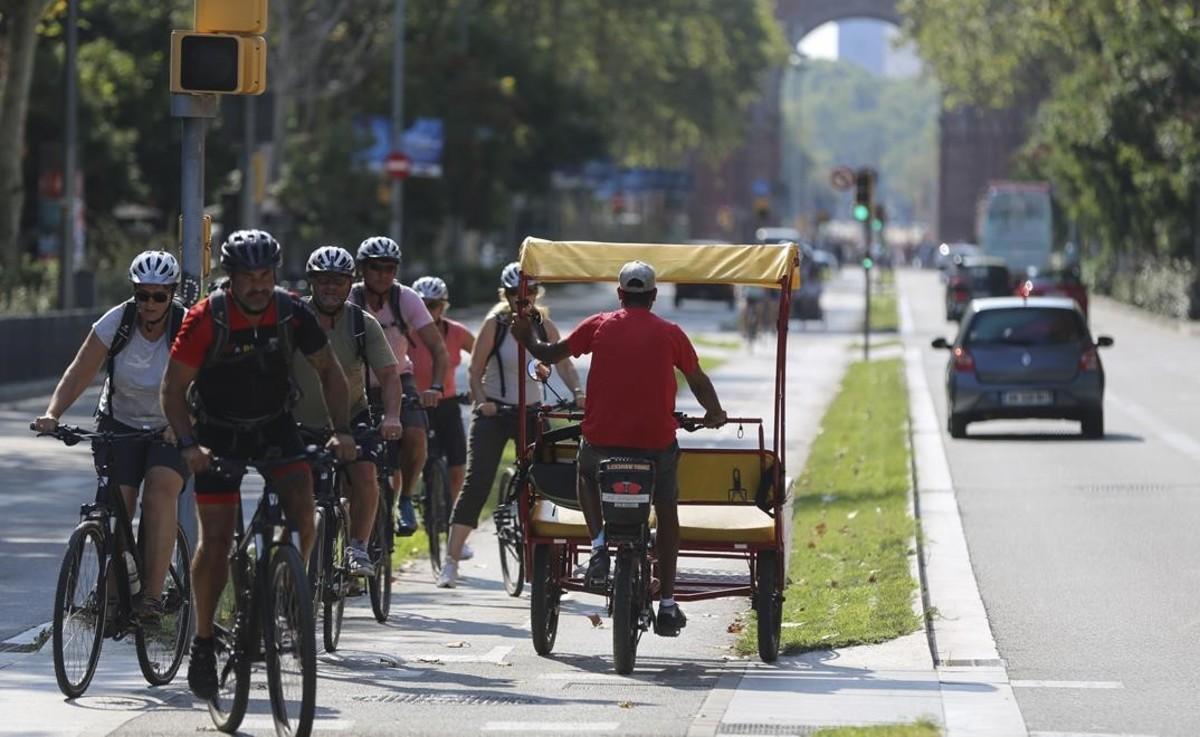 Aquest és el mètode dels lladres de bicis de gamma alta a Barcelona