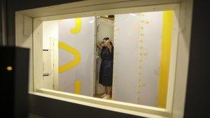 Un sistema de rajos X vertical fa radiografies 3D en només 20 segons