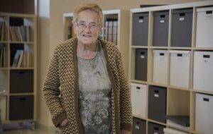 "Mercè Sanz: ""El horror de Auschwitz me enseñó a amar a la gente"""