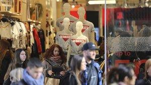 La indústria de la moda es fa responsable de la seva empremta ecològica