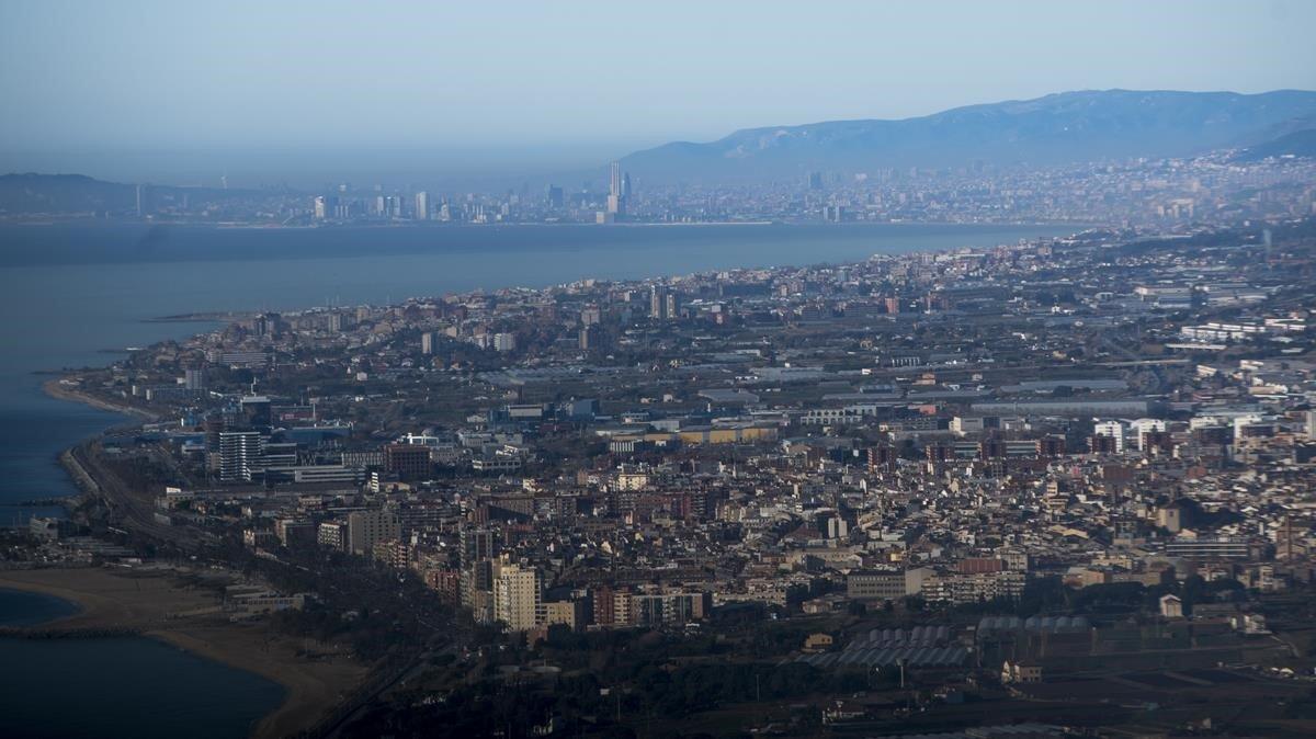Matgaró (Maresme) una de las poblaciones en las que más han subido los precios de la vivienda.