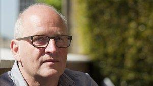 El escritor holandés Herman Koch.
