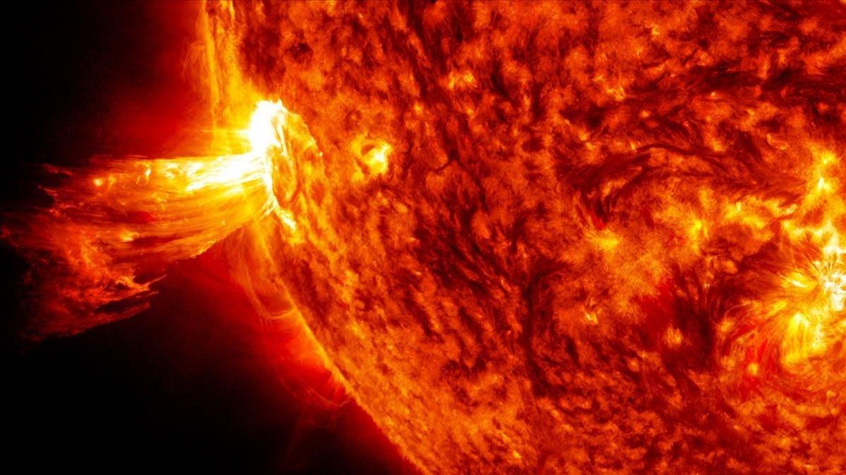 Sense por del mínim solar: la NASA nega una imminent miniedat de gel