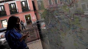 Lavida cambiará en el barrio de Vallecas, uno de los afectados por las restricciones demovilidad decretadas en Madrid.