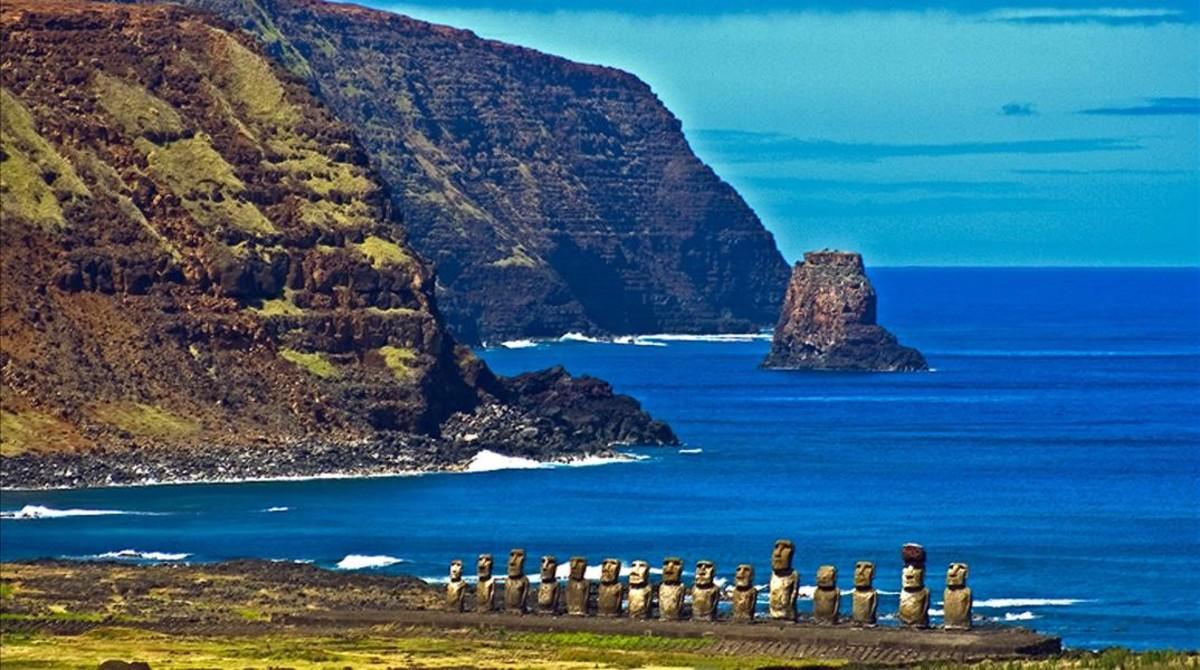 La cultura de la isla de pascua no se autodestruy - La isla dela cartuja ...
