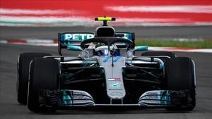 Bottas, el más rápido en el Circuit este miércoles
