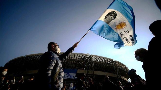 Maradona nunca me falló