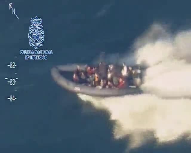 Cau un capo d'una xarxa que introduïa algerians a bord de narcollanxes