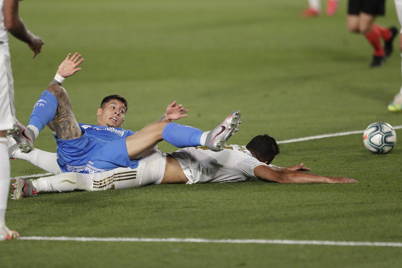 El VAR de cabecera del Madrid en la Liga del covid