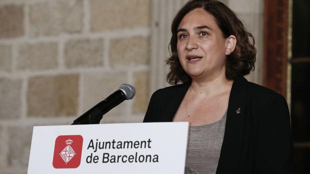 La alcaldesa de Barcelona,Ada Colau, ha hecho un llamamiento este viernes a la participación masiva en la manifestación por la paz y contra el terrorismo del sábado 26 de agosto.