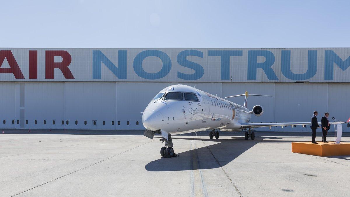 El Sepla convoca una vaga de pilots a Air Nostrum per Setmana Santa