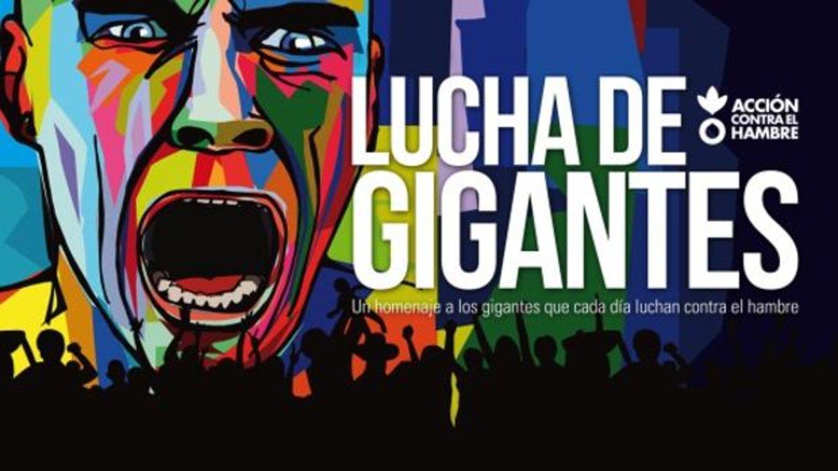 Antonio Vega y La Mari, en 'Lucha de gigantes'.