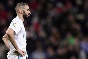 El cas contra Benzema continua obert a França