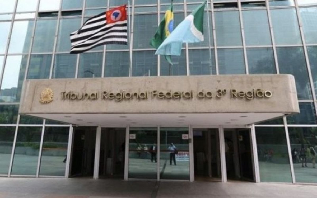 ElTribunal Regional de la ciudad de Sao Paulo, Brasil.