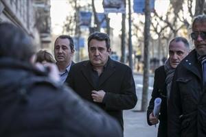 Manuel Bustos, exalcalde de Sabadell.