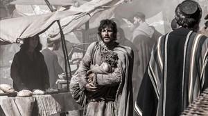 Daniel Grao es Bernat Estanyol en la serie La catedral del mar, de Antena 3.