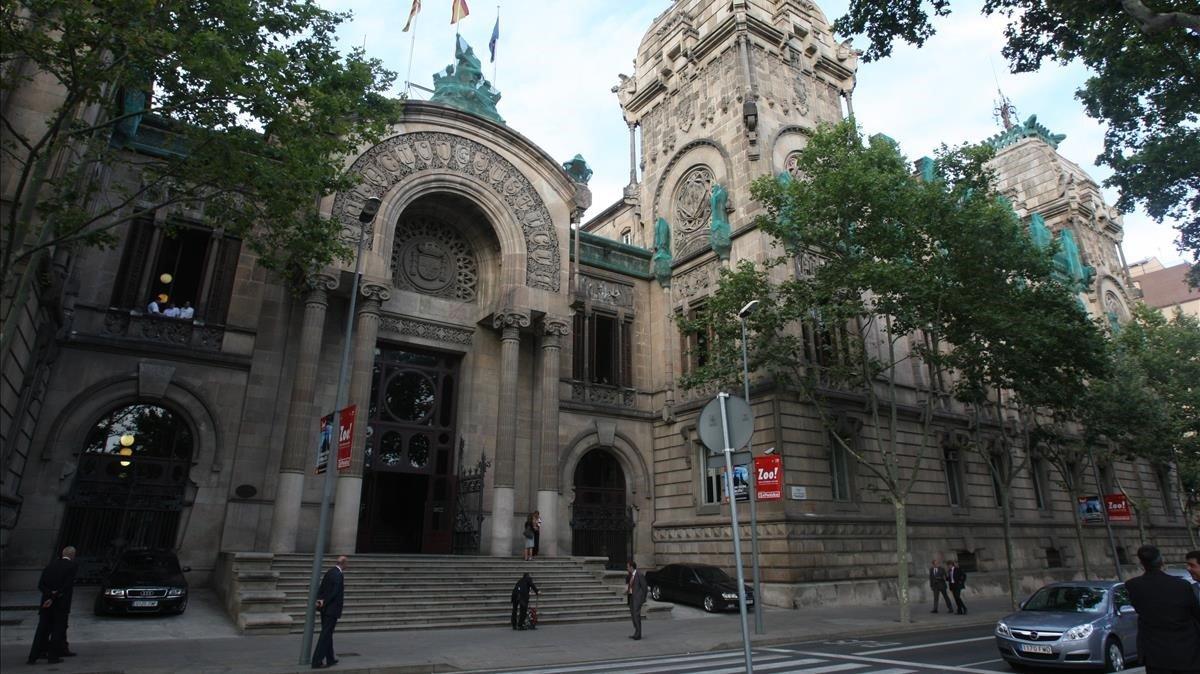 L'Audiència de Barcelona rebutja embargar el PDECat a compte de CDC al 'cas Palau'