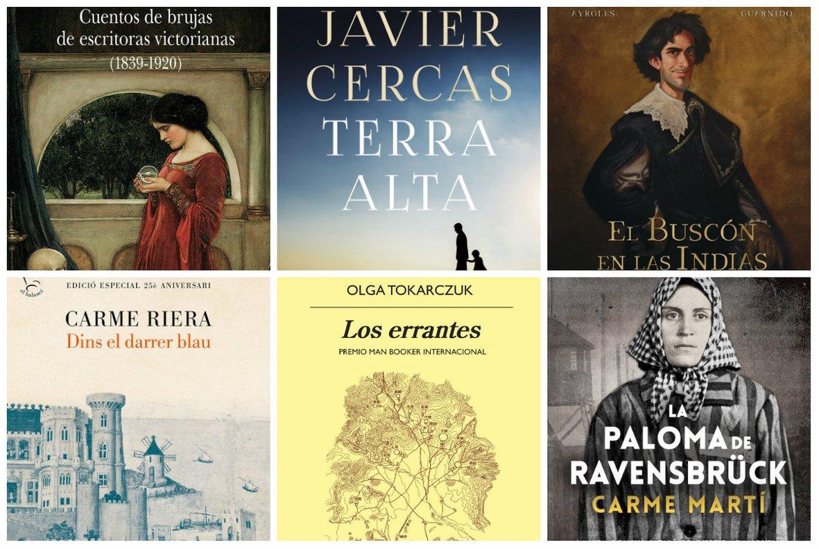 150 llibres recomanats per regalar i regalar-te aquest Nadal 2019