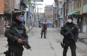 La JEP fue creada como parte del acuerdo de paz firmado en 2016 por el Gobierno colombiano y la guerrilla de las FARC.