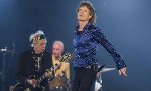 Concierto de los Rolling Stones en Barcelona, en el 2017.