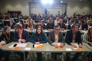 Consejo General de Ciudadanos celebrado este sábado en Madrid.