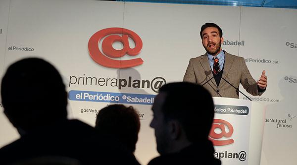 Resum de la intervenció de Francisco Polo, director a Espanya de Change.Org, en el fòrum de debat Primera Plana.