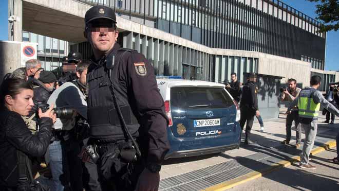Presó per als dos presumptes capitostos de la trama de manipulació de partits de Primera i Segona