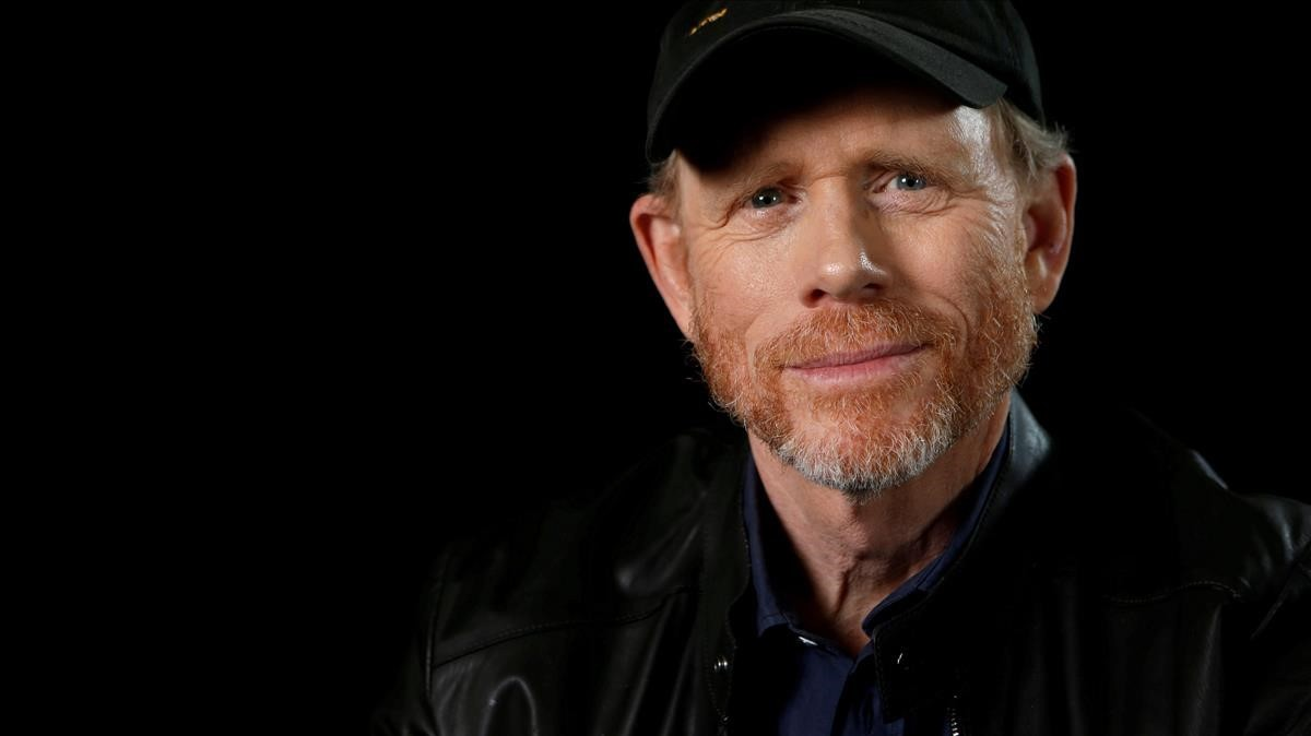 El director Ron Howard