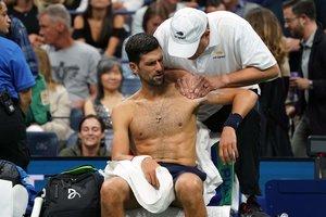 Djokovic i Federer superen la segona ronda del US Open amb problemes