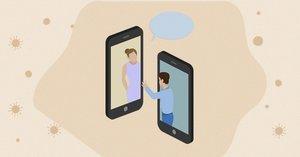 Comunicación es una de las herramientas básicas en fase de confinamiento.