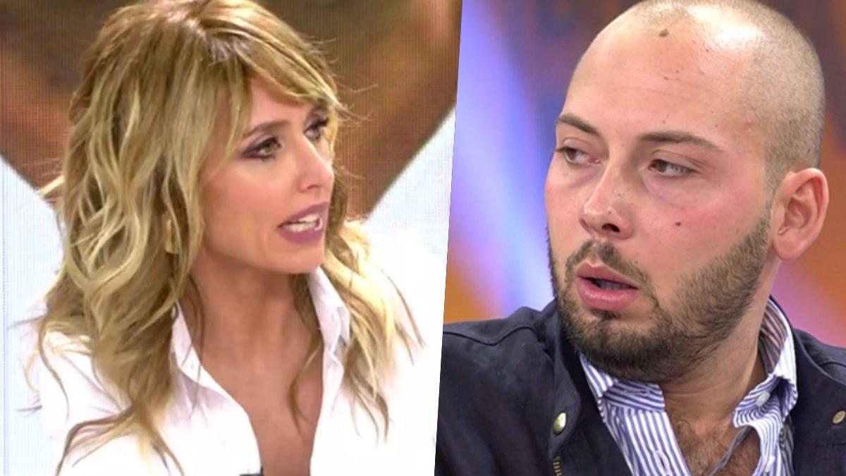 Emma García y José Antonio Avilés en 'Viva la vida'.