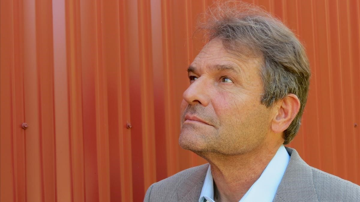 El escritor Denis Johnson.