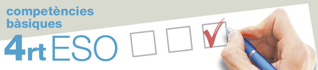 ¿Aprobarías el examen de Catalán de las pruebas de competencias de ESO del 2017?