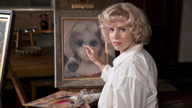 Tráiler de 'Big Eyes (2014)'.