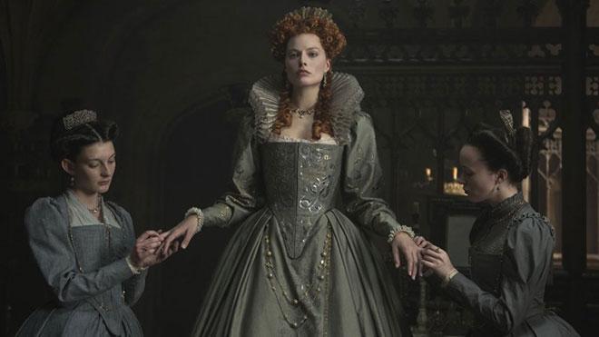 Estrenos de la semana. Tráiler de María, reina de Escocia (2018)