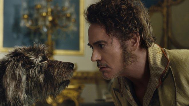 Estrenos de la semana trailer de la película ' Las aventuras del doctor dolittle'