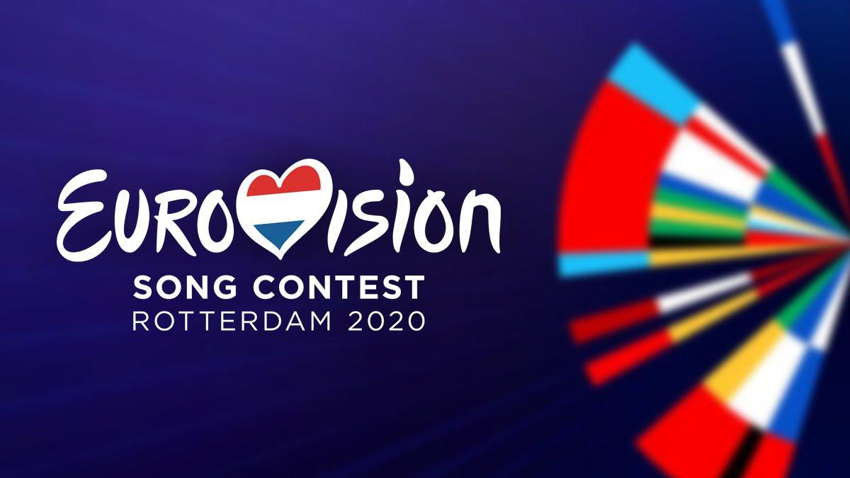Així és el logo d'Eurovisió 2020, que ret homenatge als 65 anys del festival