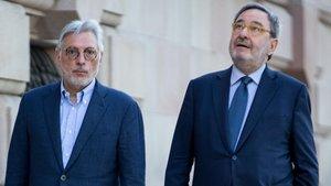 El fiscal rebaixa de quatre a tres anys la petició de presó per a Serra pels sobresous a CX
