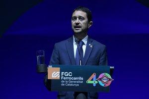 FGC ret homenatge als treballadors en el 40è aniversari de la companyia