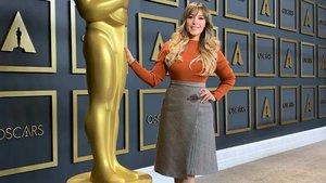 Gisela resta importància a la polèmica de l'idioma en els Oscars: «Traiem punta a tot»