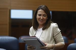 La germana de González deixa de ser portaveu adjunta en l'Assemblea
