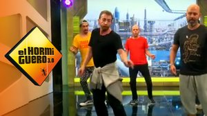 'El hormiguero' estrena el lunes nuevo baile: así ensayan Pablo Motos y su equipo