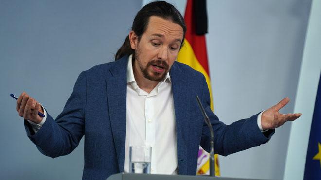 Iglesias assegura que va dir «la veritat» a l'acusar Vox de voler fer un cop d'Estat