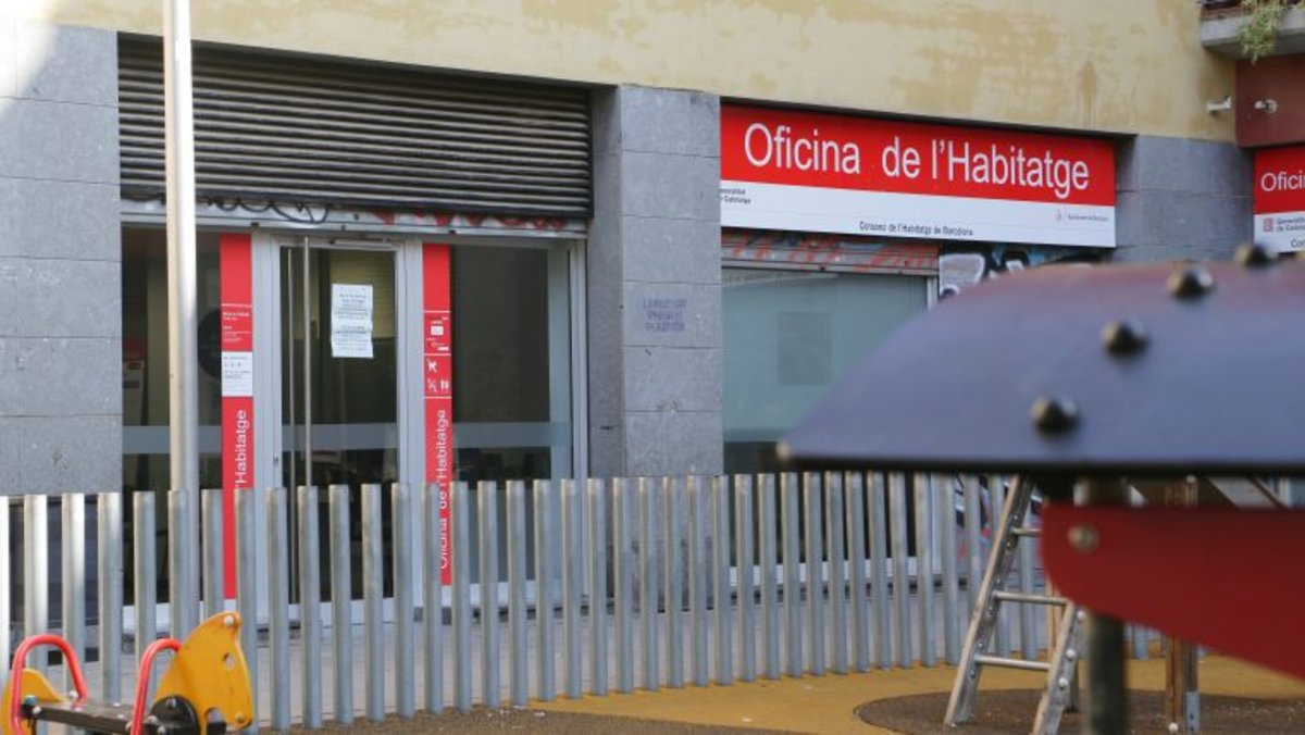 Oficina de la Vivienda de Barcelona.
