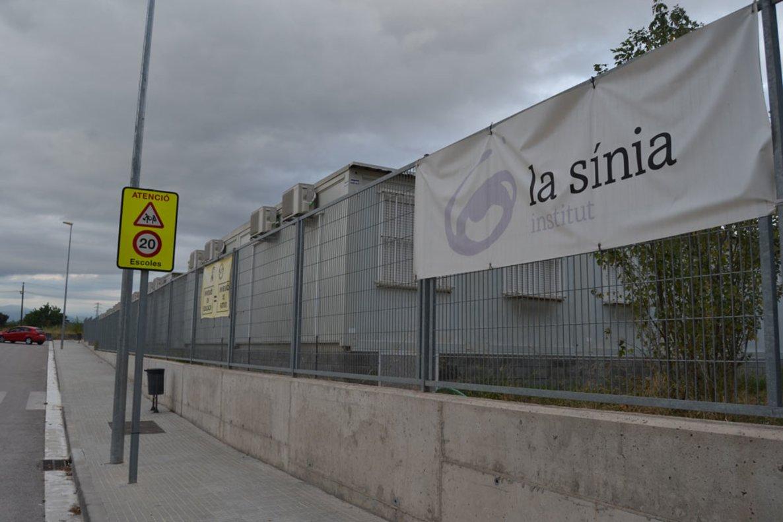 Instituto La Sínia de Parets del Vallès.